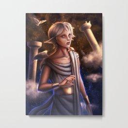 Angel Boy (No Wings) Metal Print