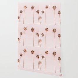 Summer Palms Wallpaper