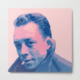 Albert Camus Metal Print