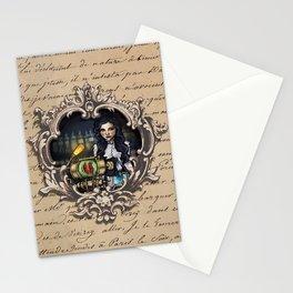 Secret Laboratory Stationery Cards