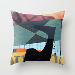You may know one Throw Pillow