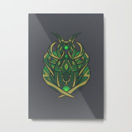 Elder Sign - Taurus Metal Print