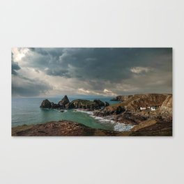 Kynance Cove, Cornwall Canvas Print