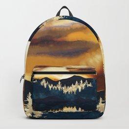 Fall Sunset Backpack
