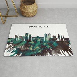 Bratislava Skyline Rug