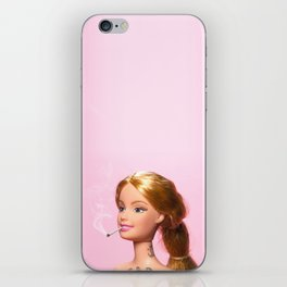 Doll Grown Up iPhone Skin