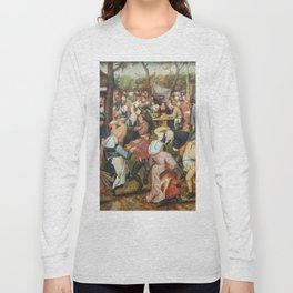 The Wedding Dance Long Sleeve T-shirt