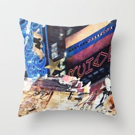 Teven-CIO ULTU-RCHAVE41orices1 Throw Pillow