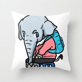 Enrolment Gift School 1st class Start of school Throw Pillow