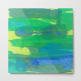 Abstract No. 505 Metal Print