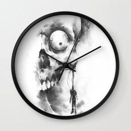 The Hangman's Lament Wall Clock