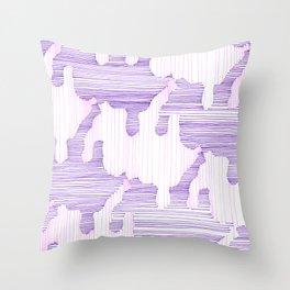 Tessellation II Throw Pillow