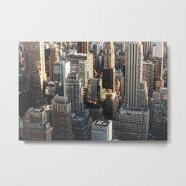 NYC 12 Metal Print