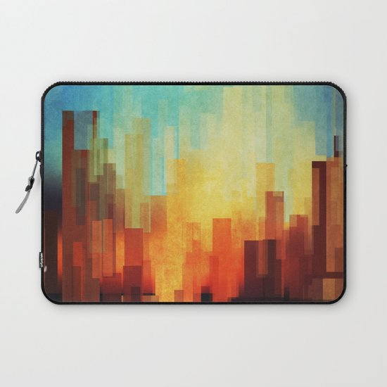 Urban sunset by sensualpatterns