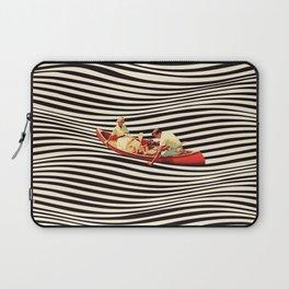 Illusionary Boat Ride 2 Laptop Sleeve