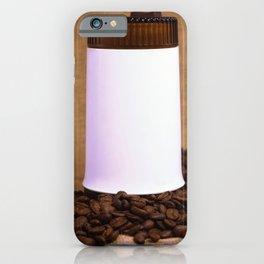 GDR coffee grinder iPhone Case