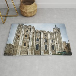 Norman's Tower Rug