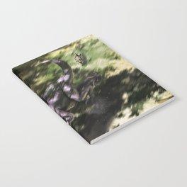 Brave Lizard Notebook