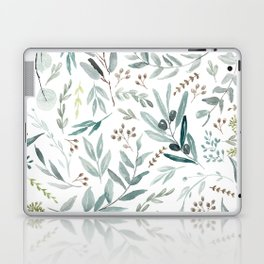 Eucalyptus pattern Laptop & iPad Skin