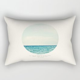 Salt Water Cure Rectangular Pillow