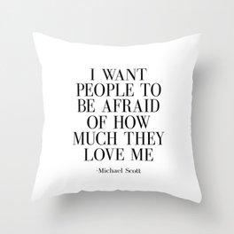 Fashion Poster Fashion Wall Art Typography Print Quote Print Art Wall Art Michel Scot Quote Print Throw Pillow