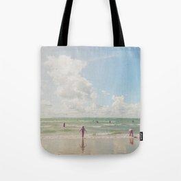 Nature's Playground Tote Bag