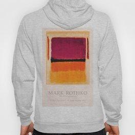 Mark Rothko Exhibition poster 1979 Hoody