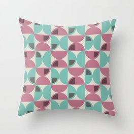 MCM Demi Cercle Throw Pillow