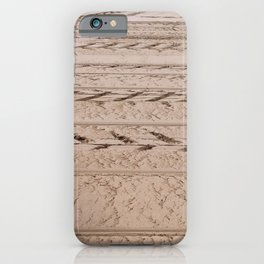 Kentucky Derby Tracks iPhone Case