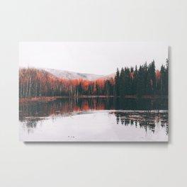 Chena Metal Print
