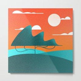 Landscape Series 28 Metal Print
