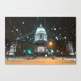 Wisconsin Canvas Print