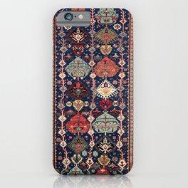 Kuba Sumakh East Caucasus Flatweave Print iPhone Case