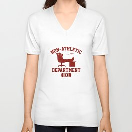 Non-Athletic Department Unisex V-Neck