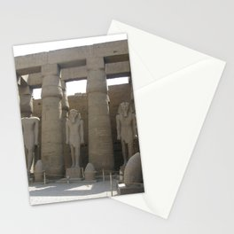 Temple of Luxor, no. 4 Stationery Cards