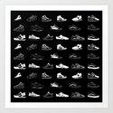 Black Sneaker by alphaomega