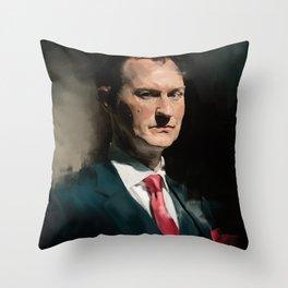 Mycroft H. Throw Pillow