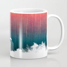 Meteoric rainfall Kaffeebecher