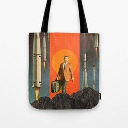 The Departure Tote Bag