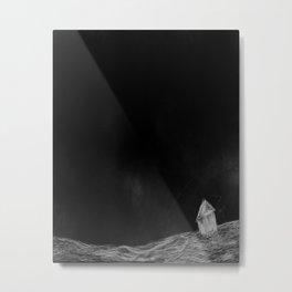 The Flood  Metal Print