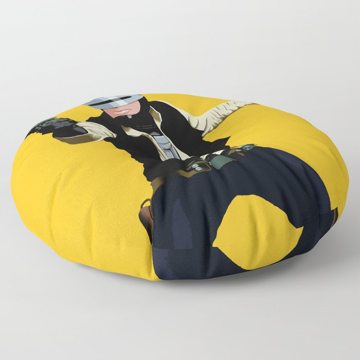 SoloCop Floor Pillow