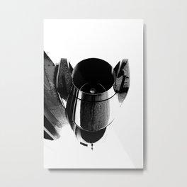 JT15D Turbofan Metal Print