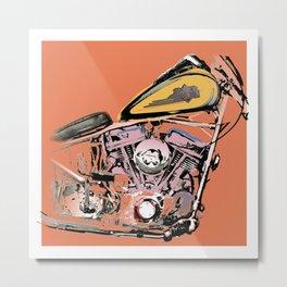 Marilyn 03 Metal Print