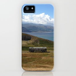 Orme Tramway iPhone Case