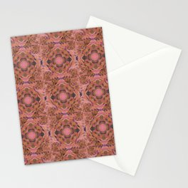 Love Pattern Stationery Cards