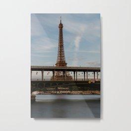 Eiffel Tower 5 Metal Print