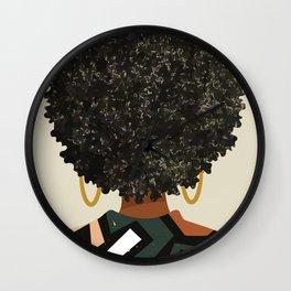 Black Art Matters Wall Clock