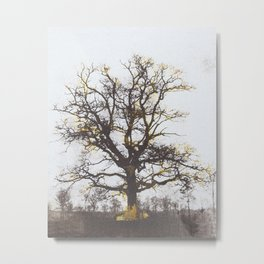 The alchemy of the tree Metal Print