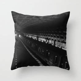 DC Metro IV Throw Pillow