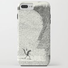 'The Field By The Forest' iPhone 8 Plus Tough Case